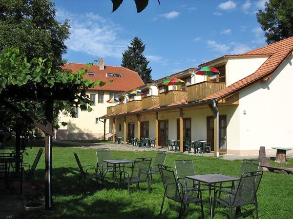 Penzion na Vranovské přehradě - jižní Morava